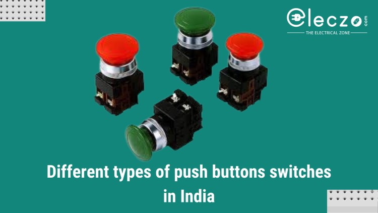 types-of-pushbutton-switch-in-india