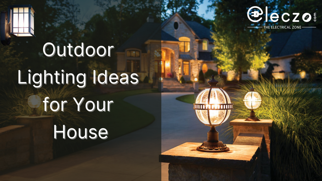 Top 10 outdoor lights for your house