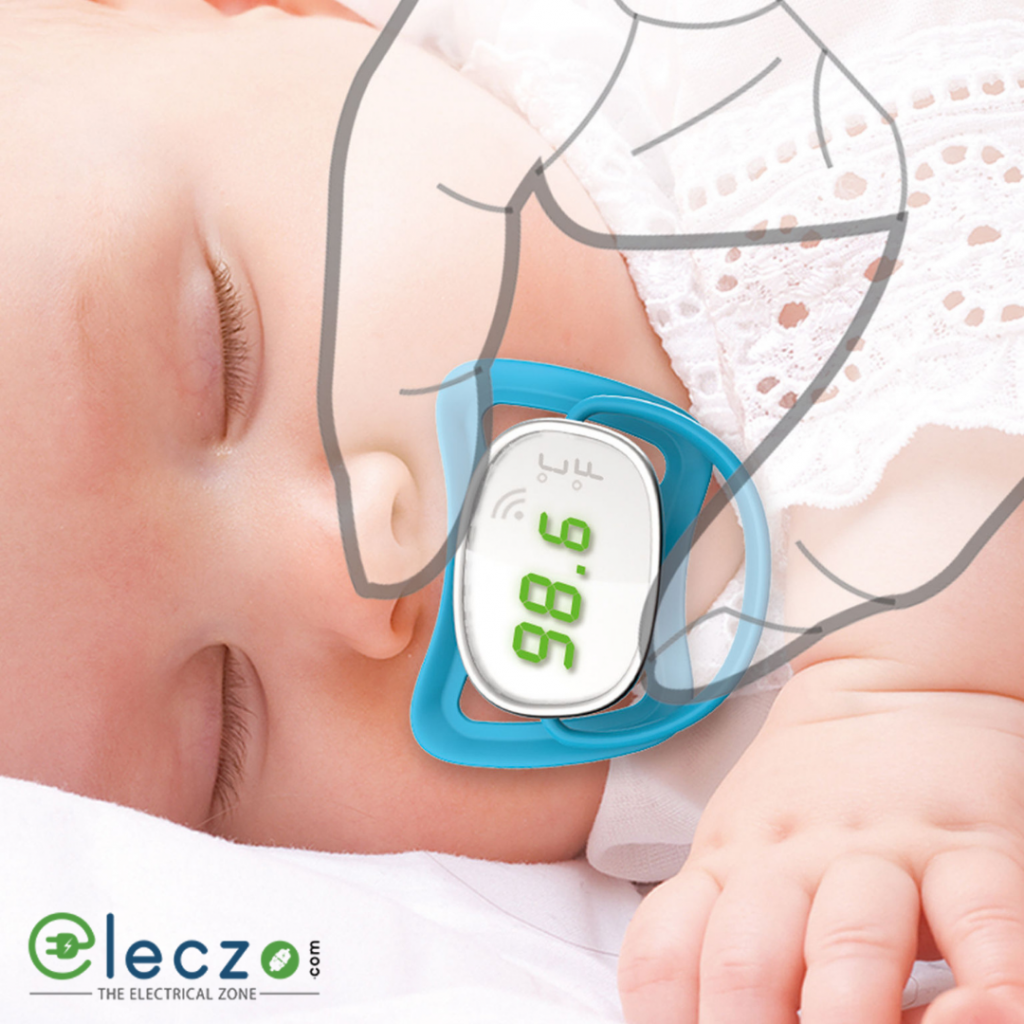 pacifier-thermometer